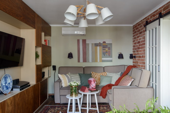 Идеи дизайна небольшой гостиной - подробный гид от грамотной планировки до освещения