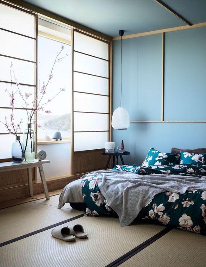 декор в японском стиле