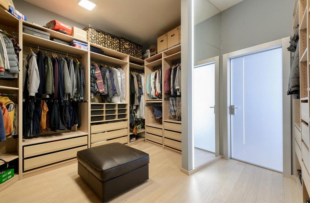 Дизайн гардеробной комнаты картинки