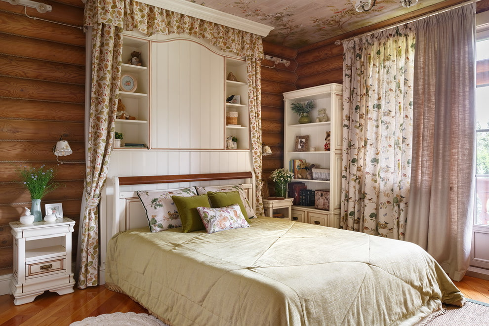 Дизайн спальни в частном доме: 40 фото с лучшими идеями | 660x990