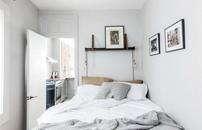 Белые стены в интерьере: 50 фото, примеры дизайна