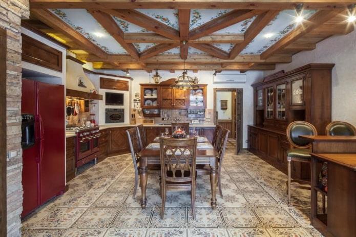 Оригинальный потолок в квартире: 70 креативных решений для интерьера