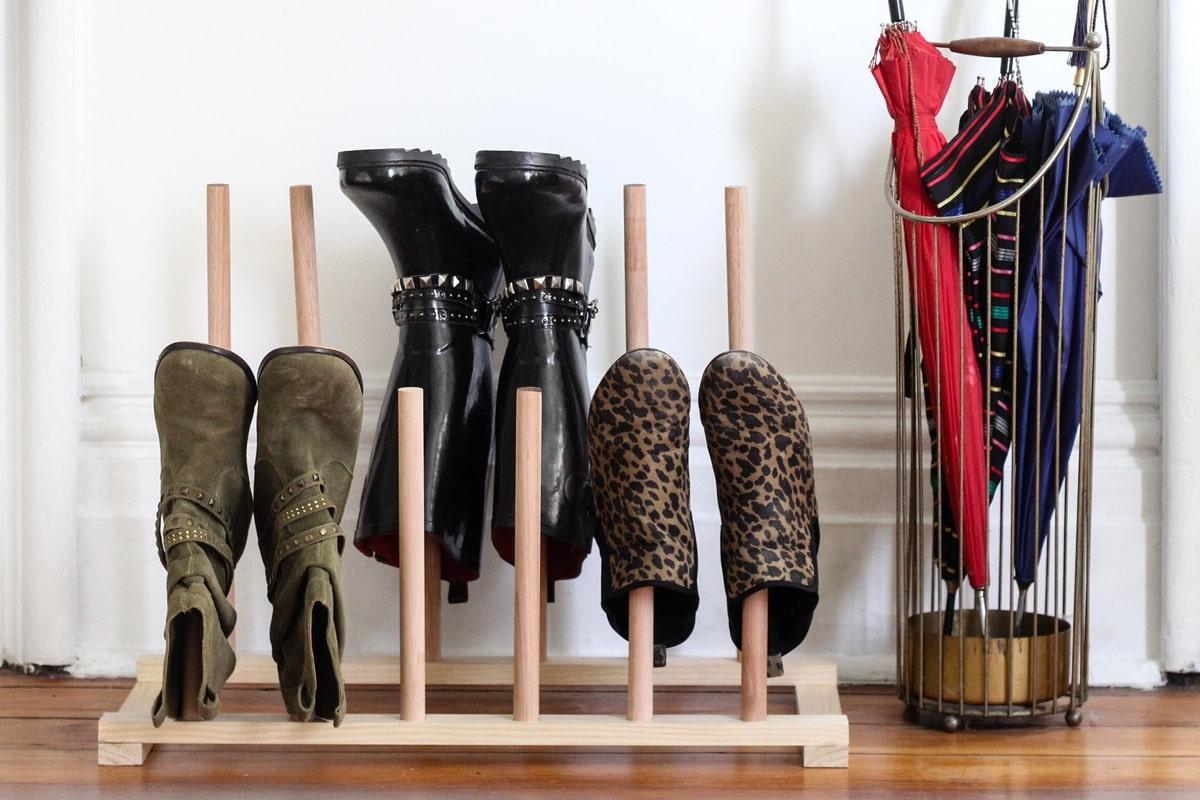 Как хранить обувь? 65 фото, примеры удобной организации