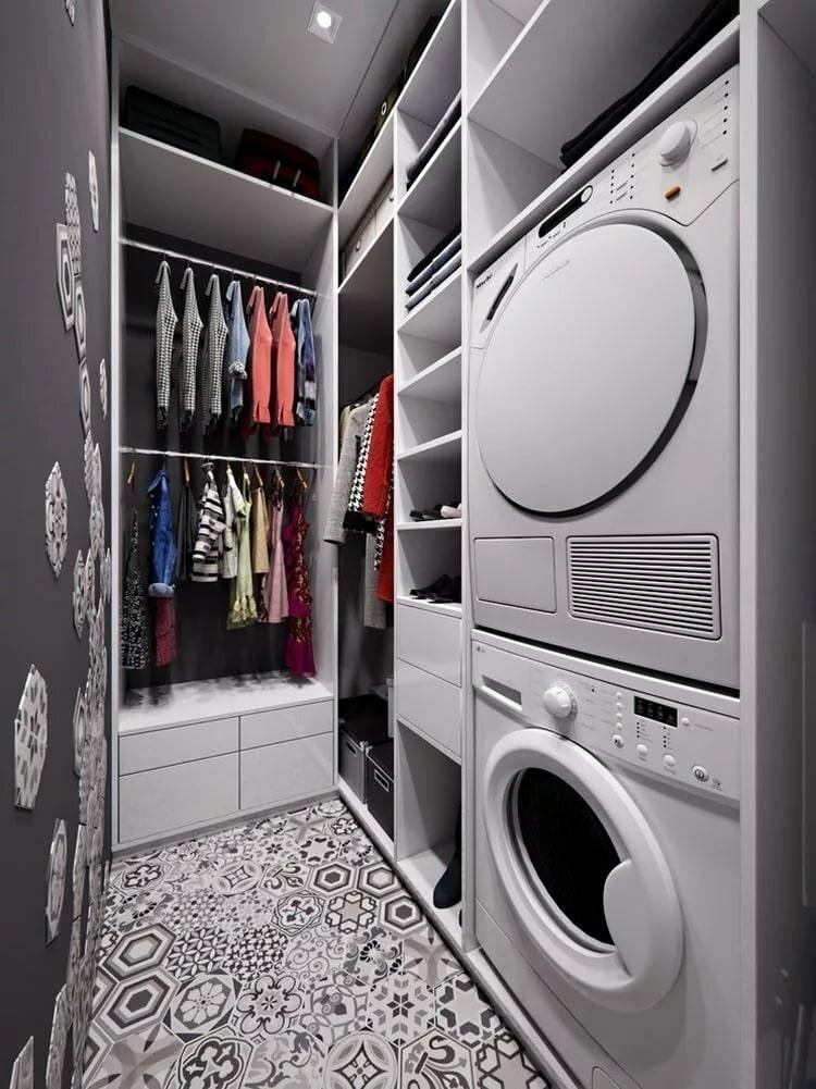 фото кладовой со стиральной машиной бы, что