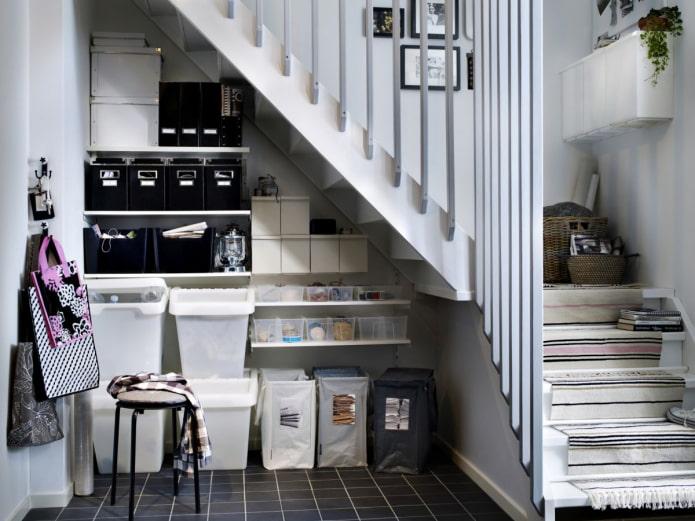 дизайн кладовки в интерьере дома