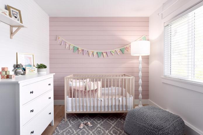 Комната для малыша