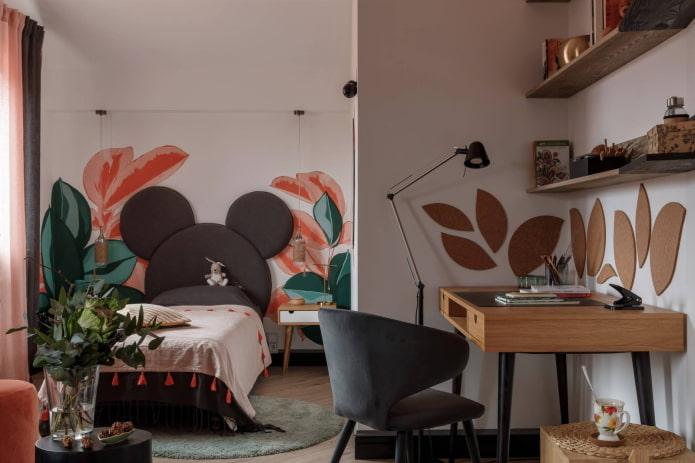 Детская комната для школьника: 44 фото, советы по дизайну