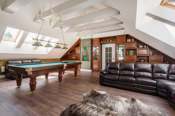 дизайн гостиной в интерьере дома