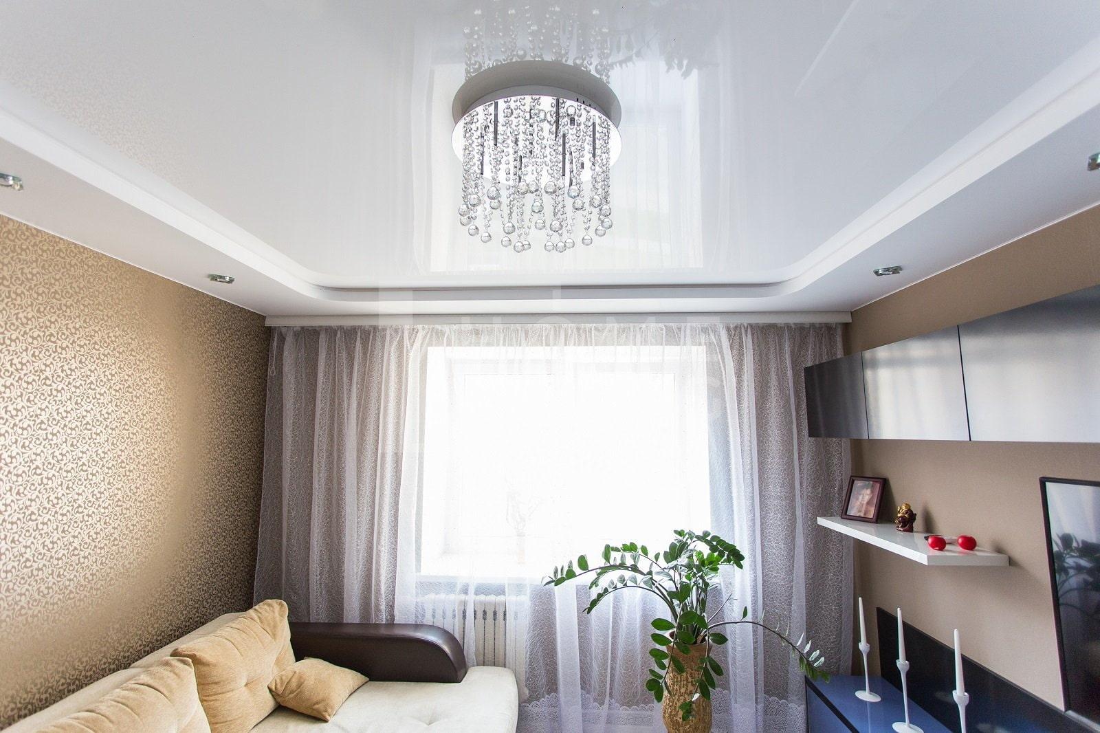 Парящие потолки фото из гипсокартона
