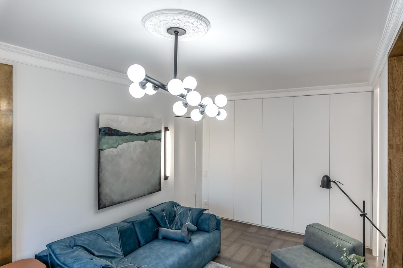 Как выбрать люстру для комнаты и гостиной?