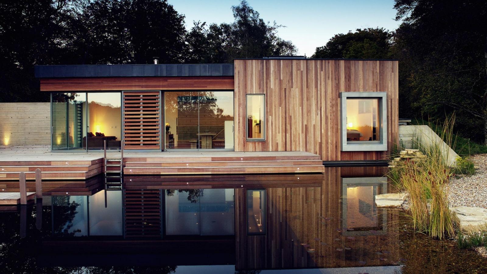 интересные дизайны домов фото занимаемя изготовлением изделий