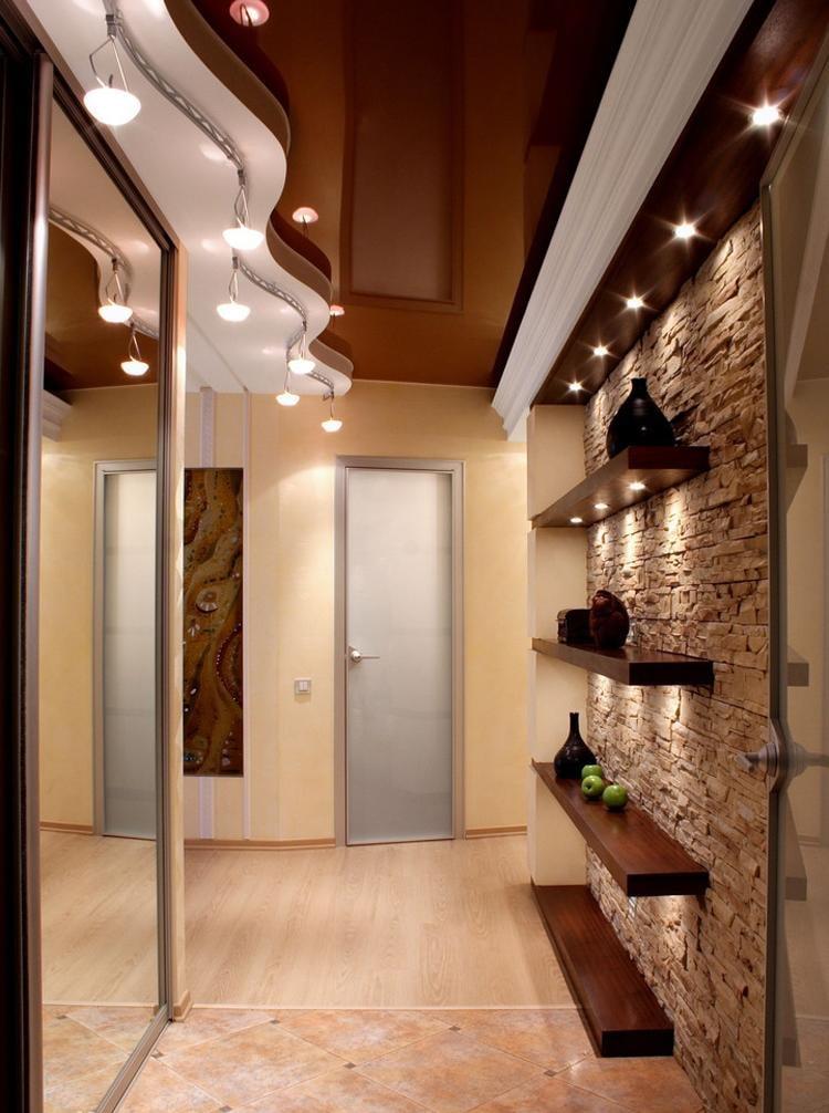Ремонты коридоров с картинками