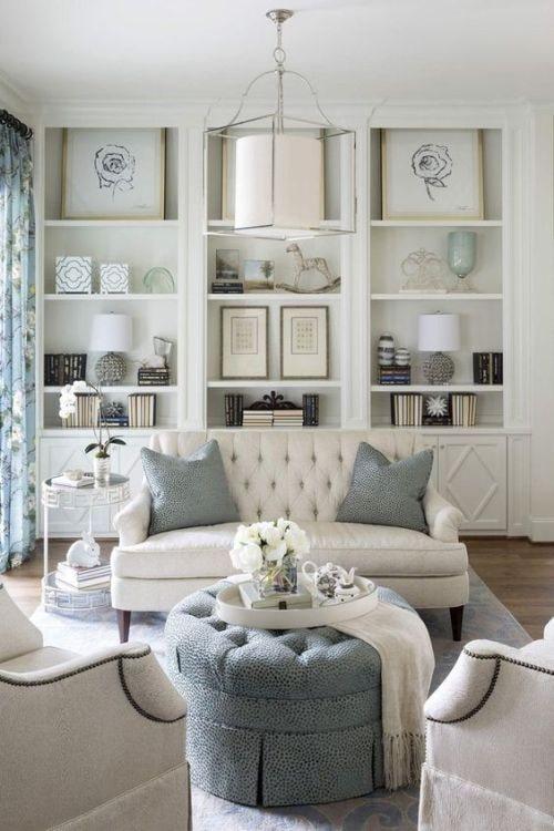 мягкая мебель в зале