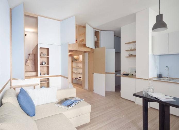 7 лайфхаков, как большой семье жить в маленькой квартире