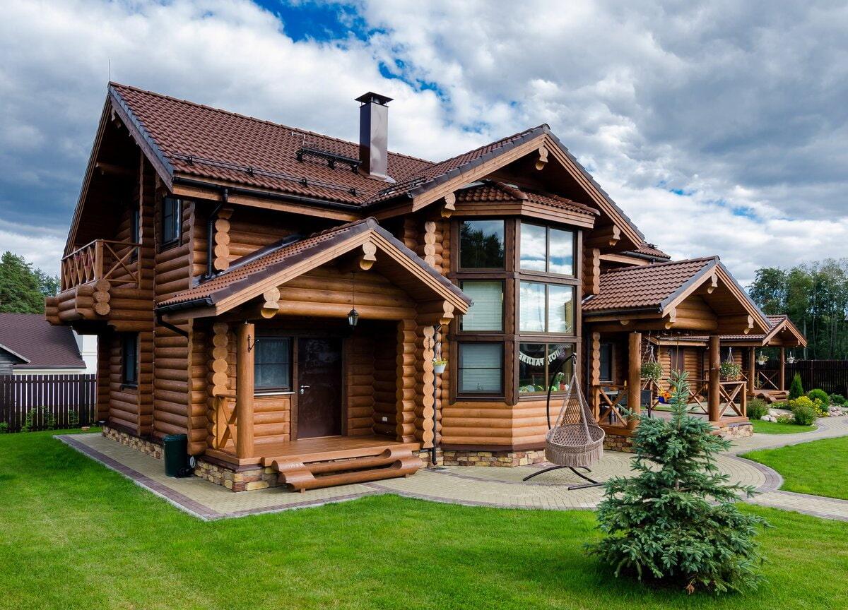 Строительство деревянных домов в Екатеринбурге