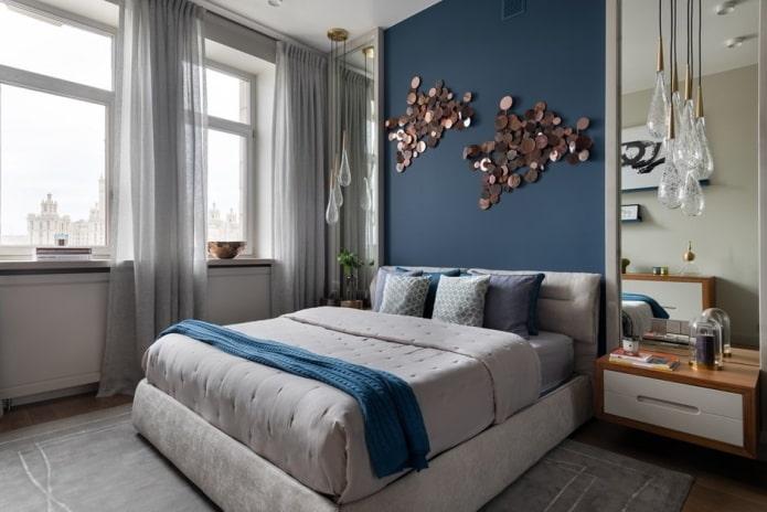 необычные светильники для спальной