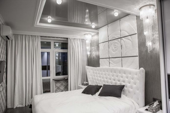 Как визуально увеличить высоту потолка? 6 рабочих идей.