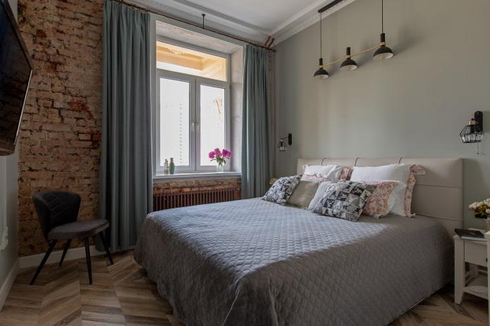 Что повесить над кроватью в спальне? 10 интересных идей