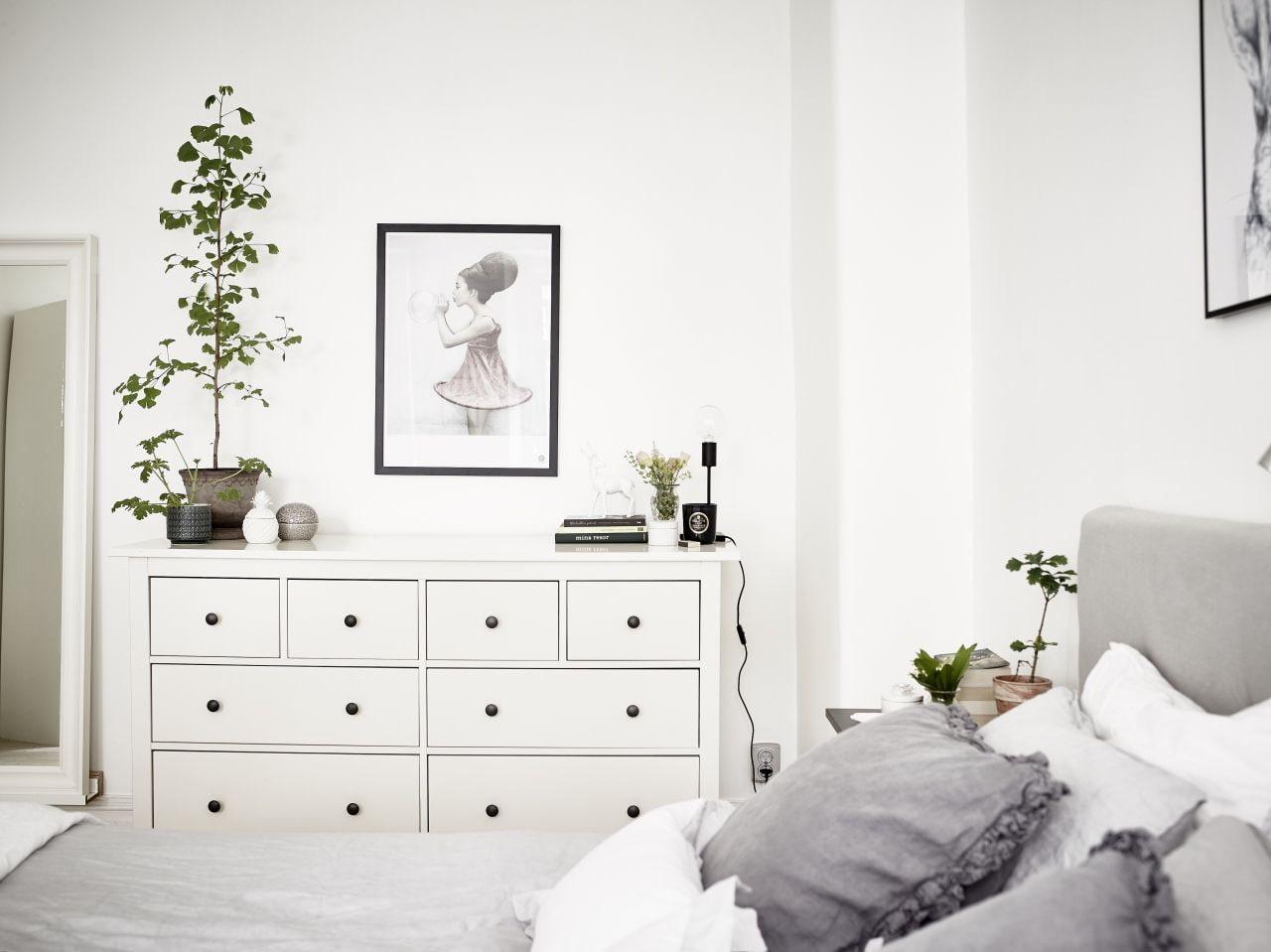 Комод в спальню: фото-идеи и стильные варианты дизайна