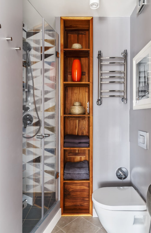 Как создать стильный дизайн ванной комнаты 4 кв м?