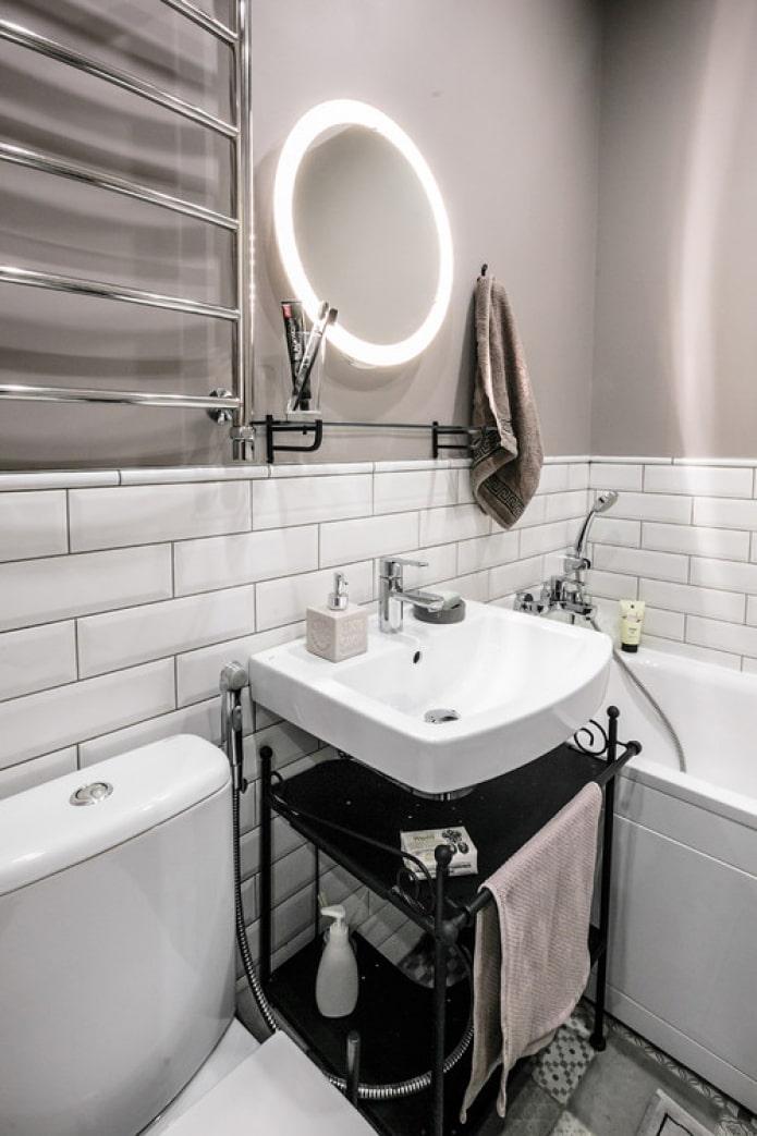 ванная с туалетом