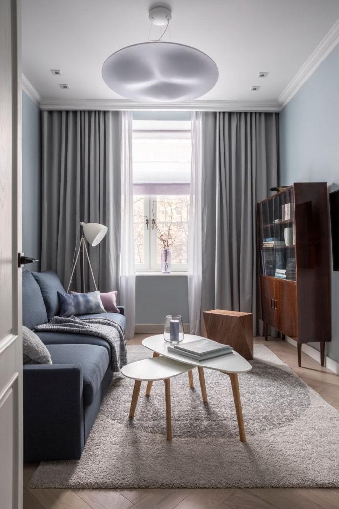 ретро-мебель для зала