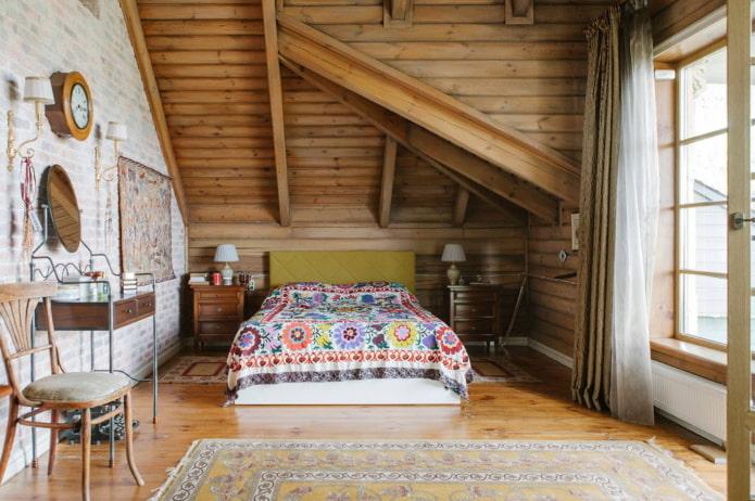 Деревенский стиль в интерьере: нюансы оформления и идеи дизайна