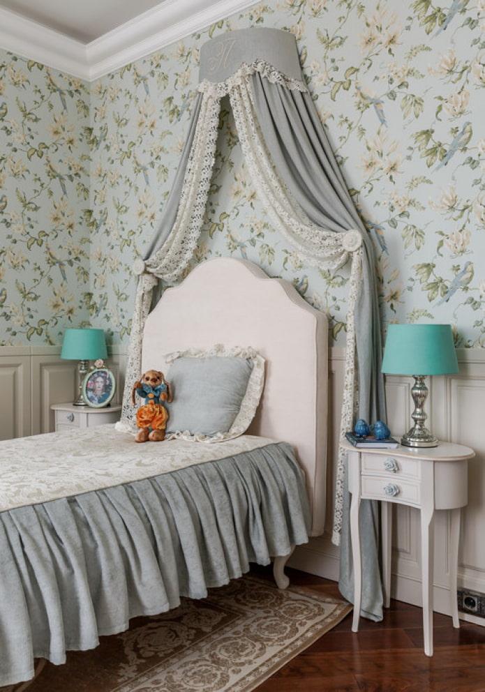 Дизайн детской комнаты: идеи оформления и фото в интерьере
