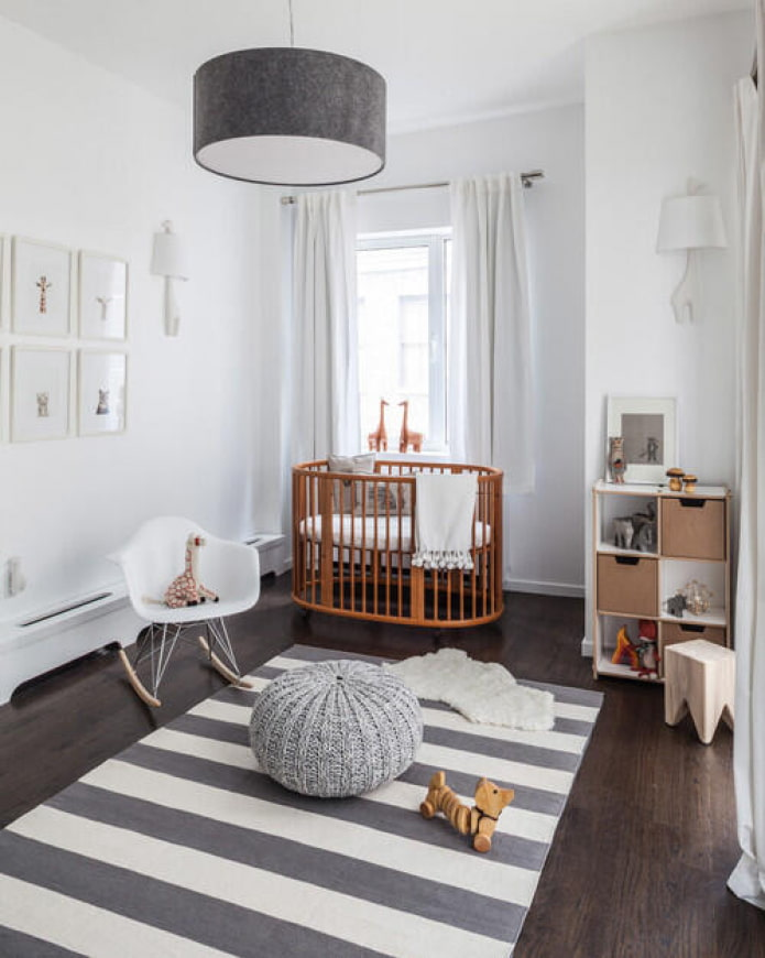 Дизайн детской комнаты: фото-идеи, выбор цвета и стиля