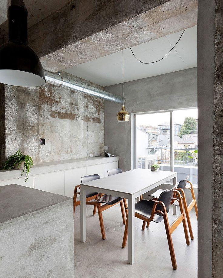 бетон стиль