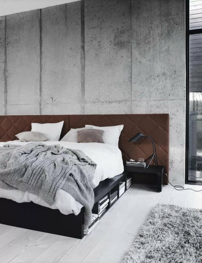 Стены в стиле лофт: 9 топовых материалов для отделки