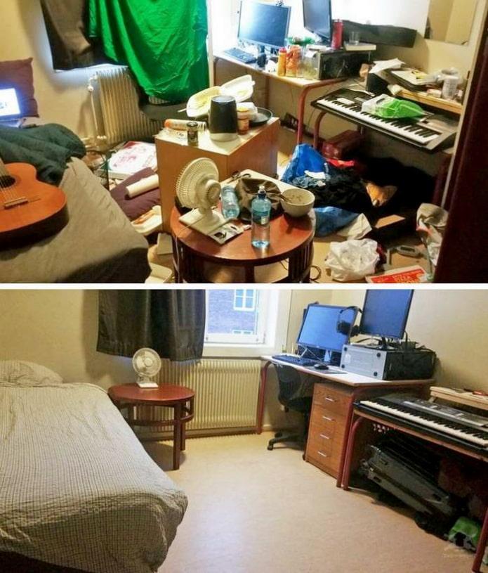 15 фото до и после, которые точно вдохновят вас на уборку
