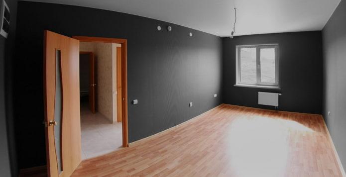 готовый ремонт в квартире