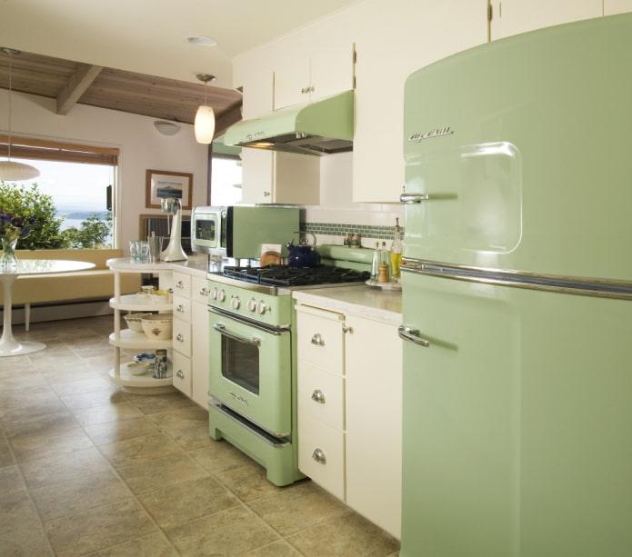 мятная техника для кухни