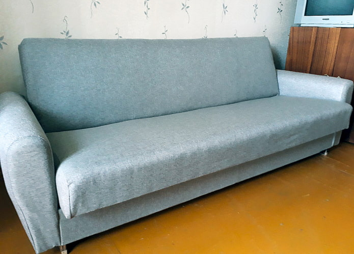 обновлённый советский диван