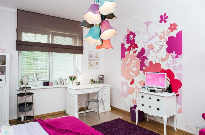 Зонирование детской комнаты (35 фото) популярные идеи