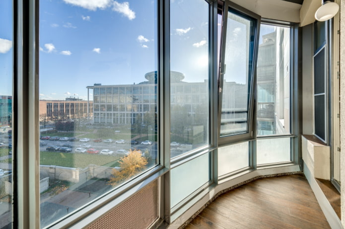 стеклопакеты для балкона