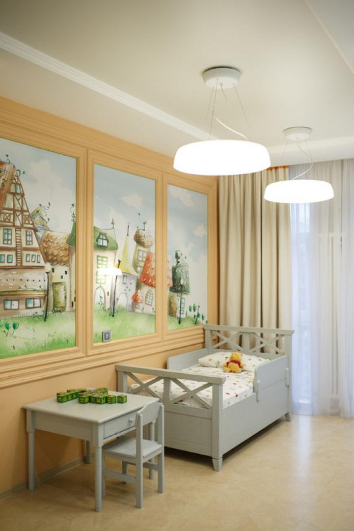 Фальш-окно (41 фото в интерьере): МК своими руками и примеры с подсветкой