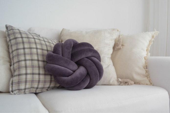 подушка узел