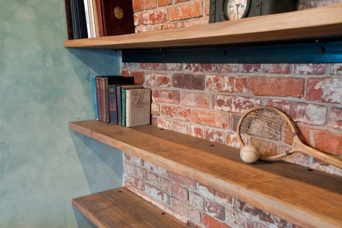 10 идей отделки стен вместо обоев