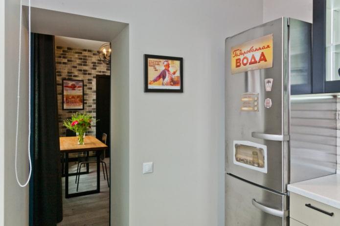 10 оригинальных идей для декора холодильника