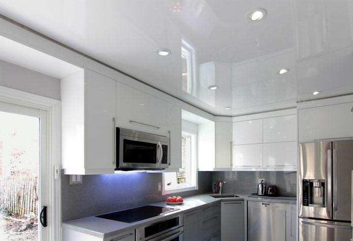 направленный свет для кухни