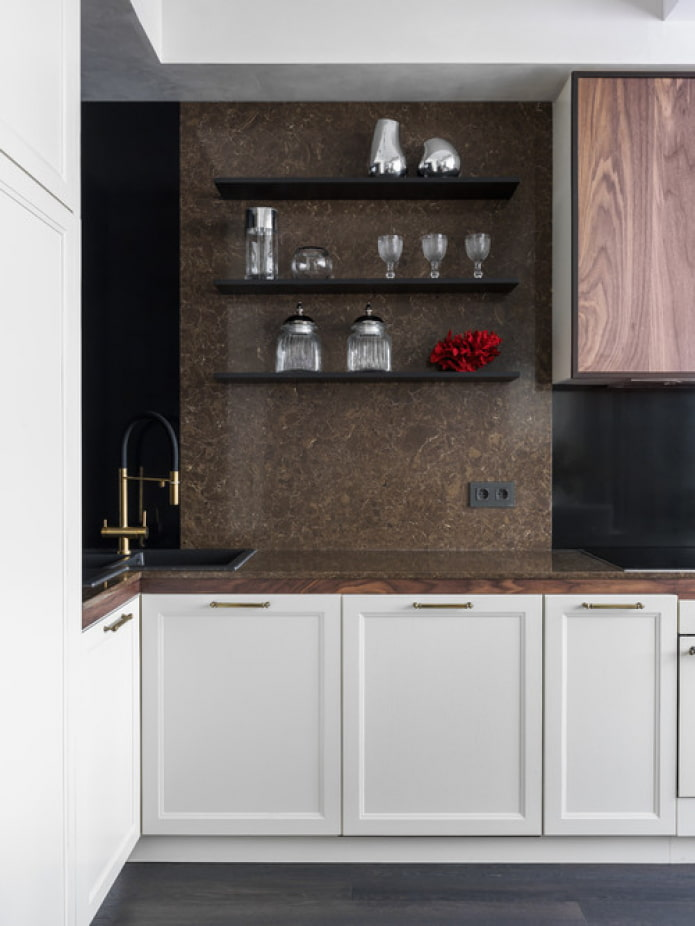 угловая раковина для кухни