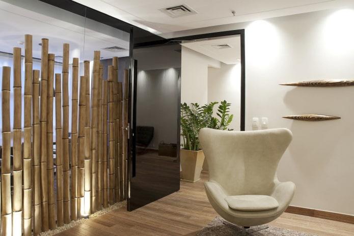 Бамбук в интерьере (42 фото): идеи дизайна и варианты применения