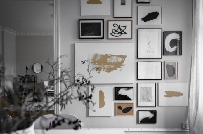 Постеры в интерьере (52 фото) – как развешать и оформить красиво