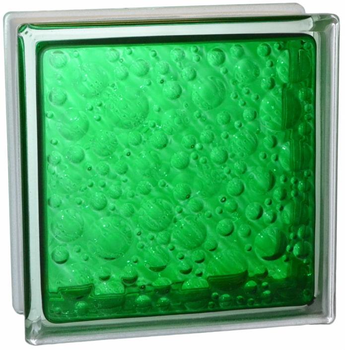стеклоблок пузыри
