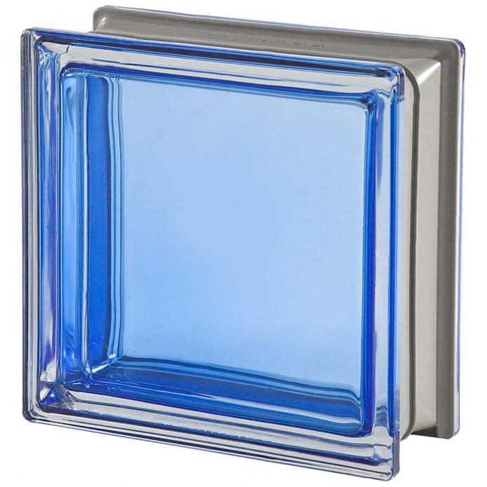 гладкие стеклоблоки