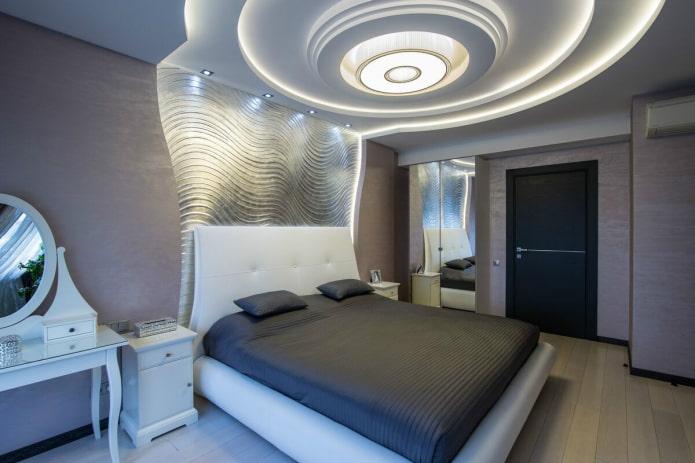 спальня в европейском стиле
