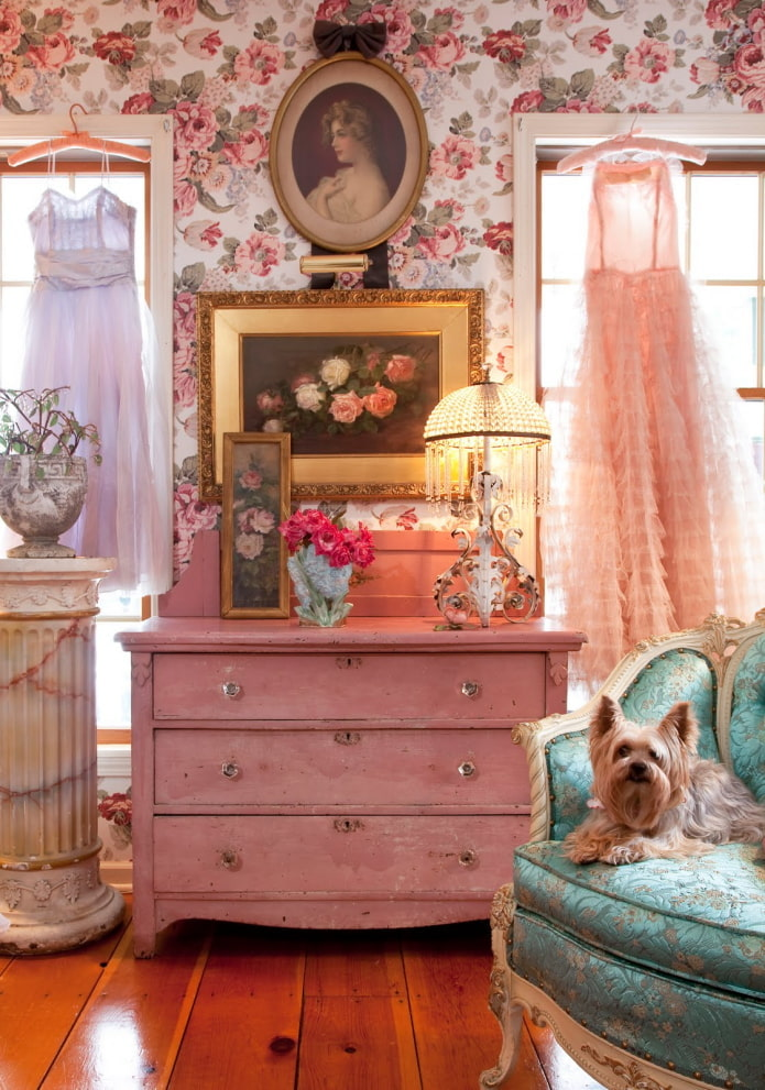 Винтажный стиль в интерьере (51 фото) – сочетание хорошо забытого старого и уютной роскоши