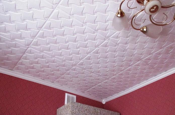 10 примеров декора из пенопласта, которые сделают интерьер роскошнее